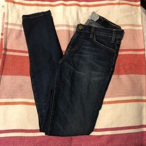 Current Elliot skinny jeans size 26